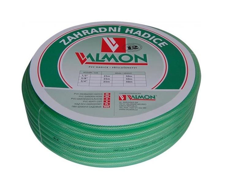 "VALMON Zahradní hadice PVC 1/2"" x 20m - typ 1122, Pmax 10BAR 6411220"