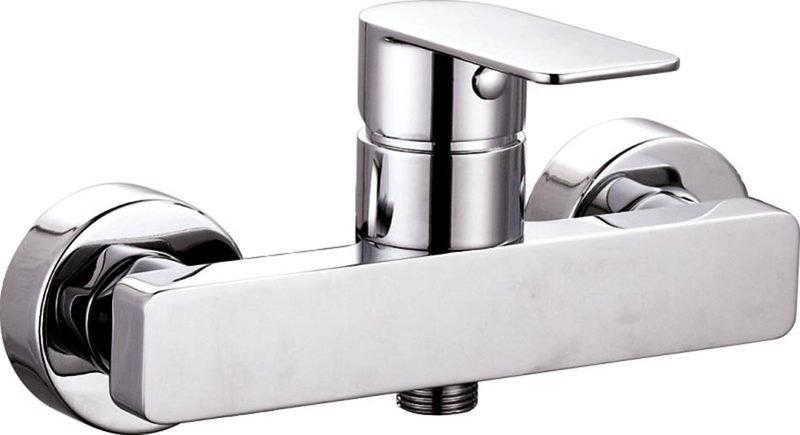DAPHNE nástěnná sprchová baterie, chrom DH701