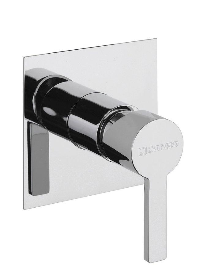 ESPADA podomítková sprchová baterie, 1 výstup, chrom ES41