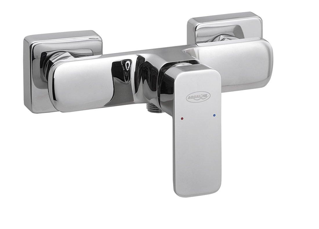 SAPHO FACTOR nástěnná sprchová baterie, rozteč 150mm, chrom, FC411 FC411