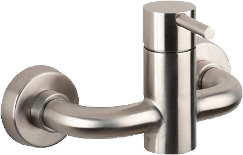 MINIMAL nástěnná sprchová baterie, rozteč 150mm, nerez, MI011 MI011