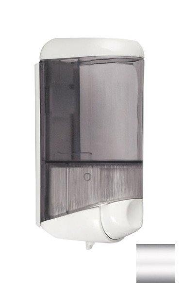 MARPLAST dávkovač tekutého mýdla 170ml, chrom 583CH