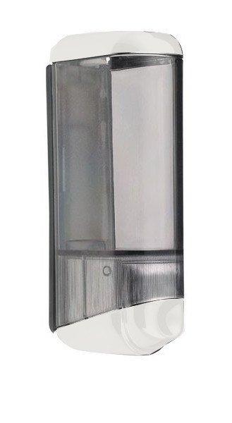 MARPLAST dávkovač tekutého mýdla 250ml, bílá 605BI
