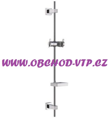 Posuvná sprchová tyč BELAGGIO - TORINO, CHROM 88301