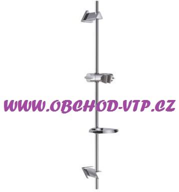 Posuvná sprchová tyč BELAGGIO - ROMA, CHROM 88303