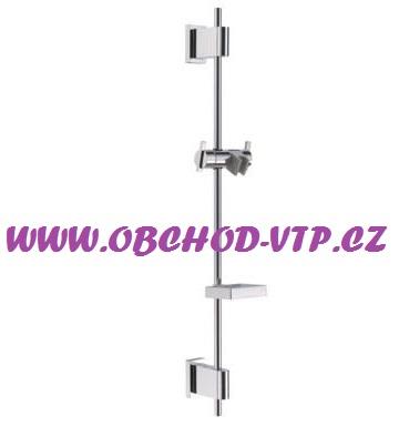 Posuvná sprchová tyč BELAGGIO - EASY, CHROM 88304