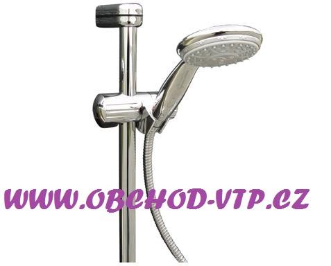 BELAGGIO Posuvný sprchový set s příslušenstvím LOTO PLUS, CHROM 88308
