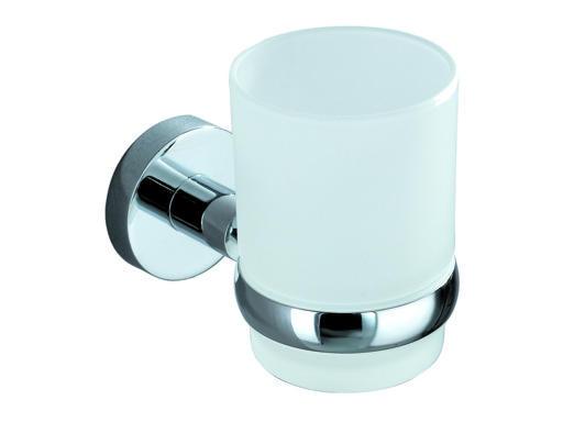 SEVILA 8121 držák se skleničkou - Koupelnové doplňky BELAGGIO 808121