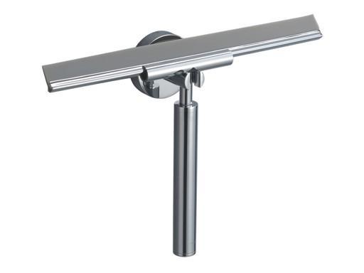 SEVILA 8123 držák se stěrkou - Koupelnové doplňky BELAGGIO 808123