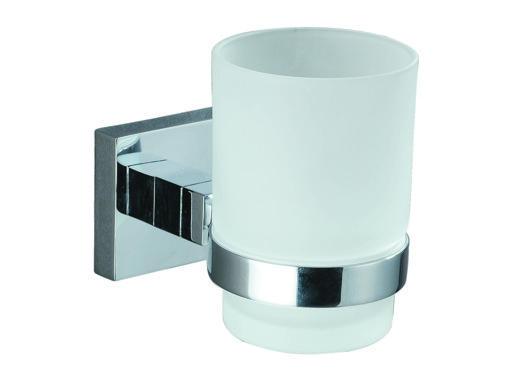 TORINO 8921 Držák se skleničkou - Koupelnové doplňky BELAGGIO 808921