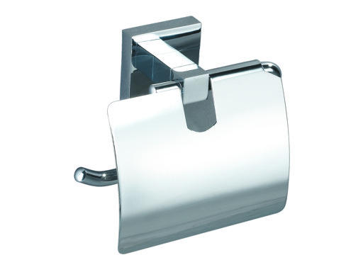 TORINO 8926 Držák na toaletní papír s krytem - Koupelnové doplňky BELAGGIO 808926