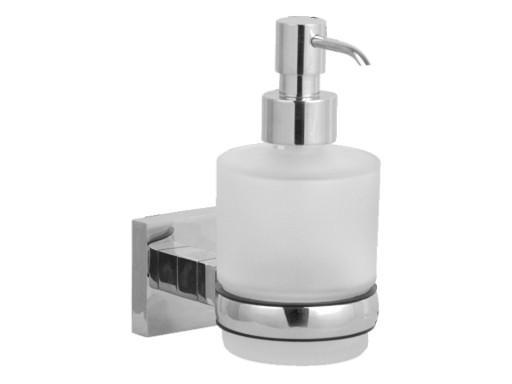 BELAGGIO TORINO 8933 Dávkovač mýdla ze skla - Koupelnové doplňky BELAGGIO 808933