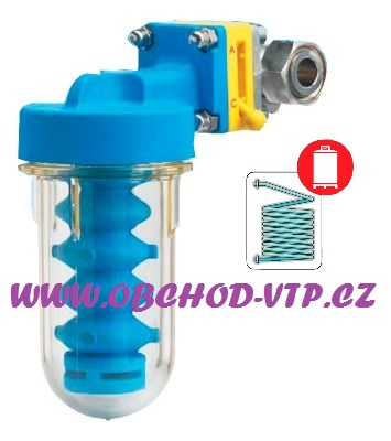 """ATLAS FILTRI Vodní filtr DOSAPLUS 3 1/2"""" (ochrana proti vodnímu kameni) 604050213"""