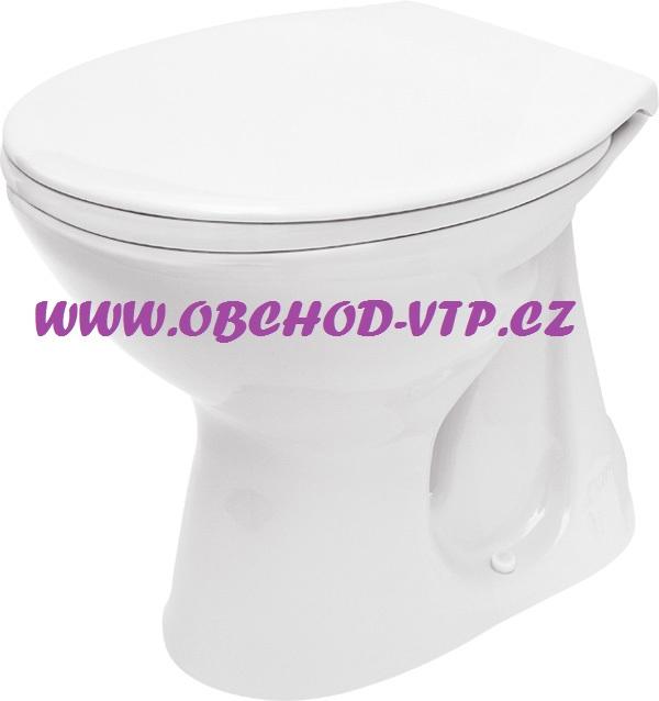 CERSANIT WC Mísa PRESIDENT - Spodní odpad - K08-015 K08-015