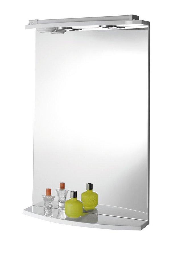 KORIN zrcadlo s osvětlením 70x70x15cm 57380