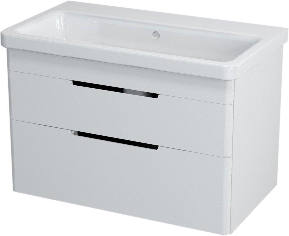 ELLA umyvadlová skříňka 76,5x50x43cm, bílá 70080