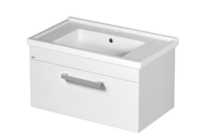 POLY umyvadlová skříňka 76x40x46,5cm, bílá 57083