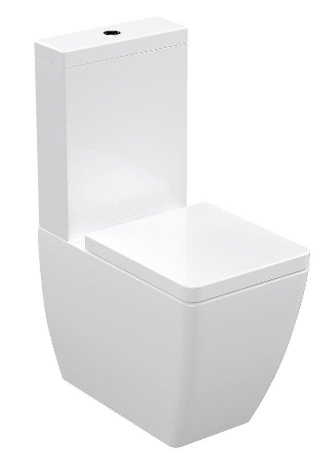 Kombi WC Ego,spodní/zadní odpad WCset07-EGO