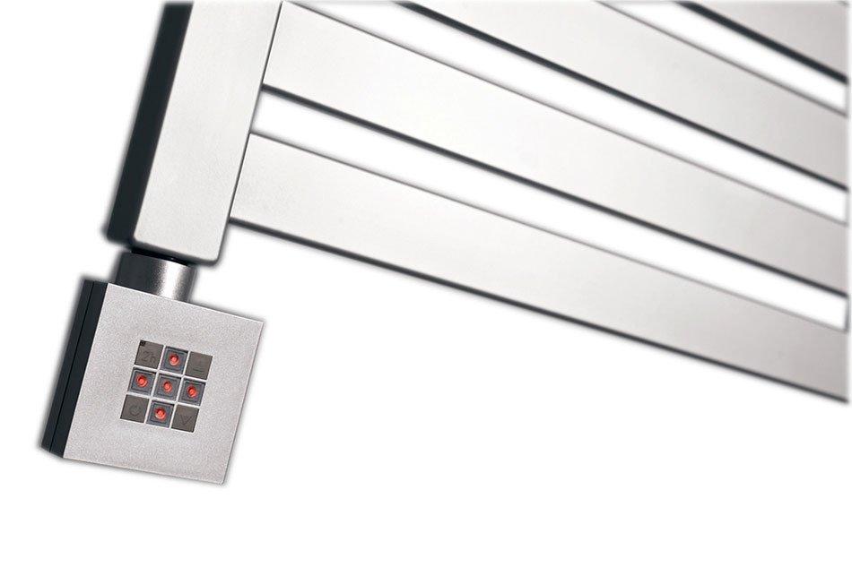 KTX topná tyč s termostatem, 300W, Stříbrná KTX-S-300