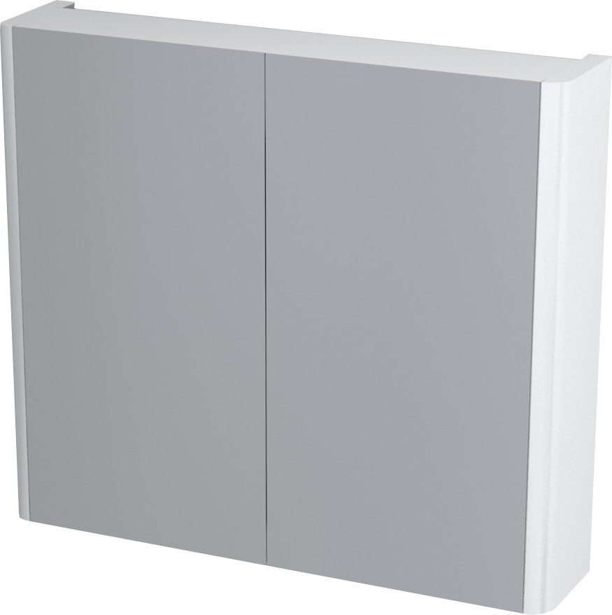 LUCIE galerka 80x70x17cm, bílá 58609