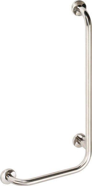 Nástěnné madlo PRAVÉ 810x550mm, nerez 301122041