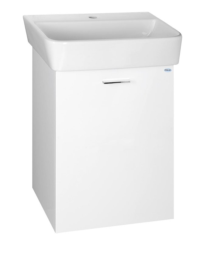 ZOJA umyvadlová skříňka šuplíková 46,5x44x35,6 cm, bílá 56376