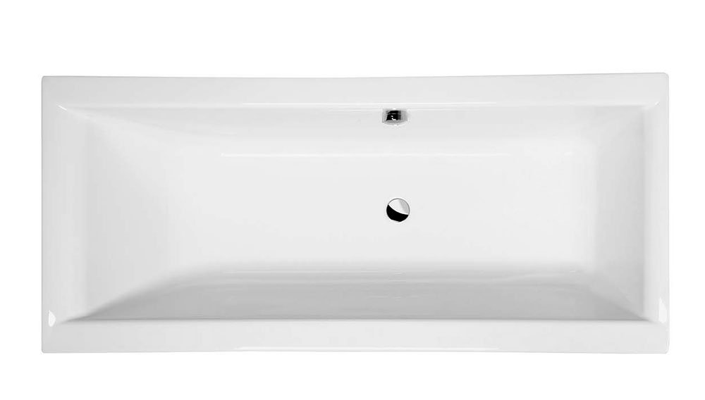 CLEO obdélníková vana s podstavcem 150x75x48cm, bílá 27611