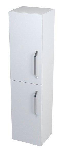 KALI vysoká skříňka 35x140x30cm, levá/pravá, bílá 56145LP