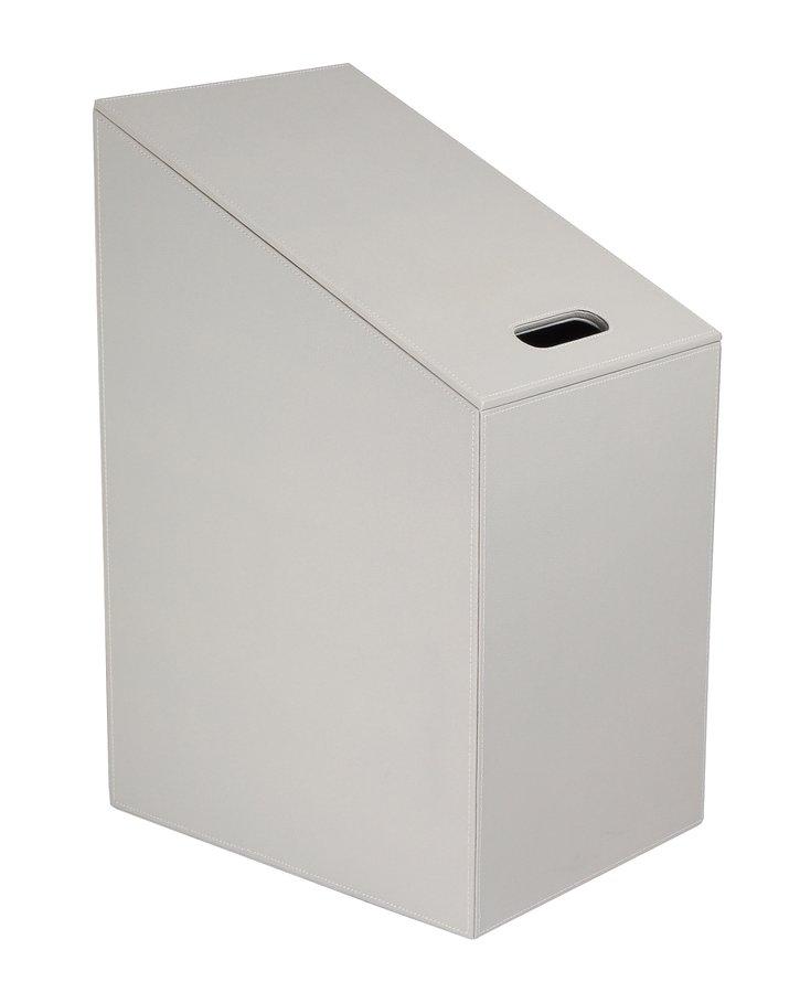 DIAGONAL koš na prádlo 30x61(43)x40cm, tortora 2466TO