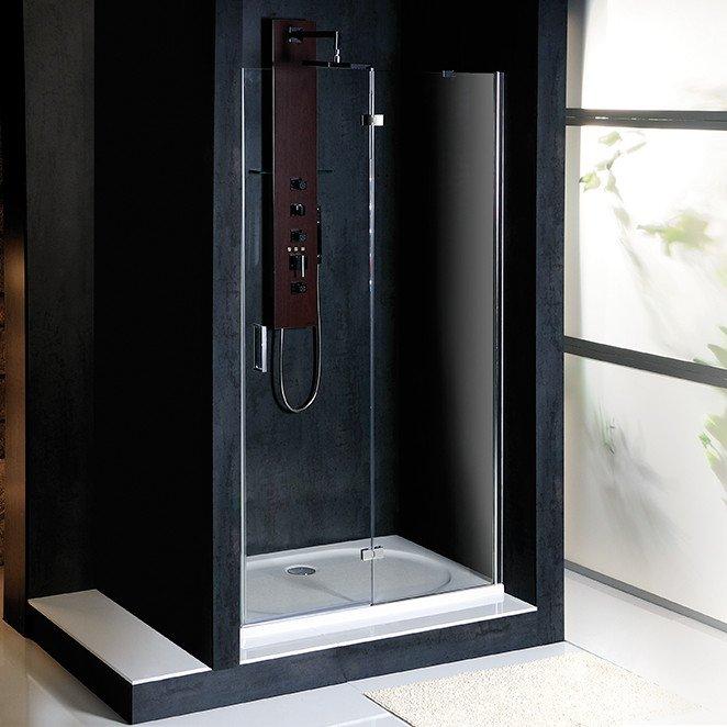 VITRA LINE sprchové dveře 1000mm, pravé, čiré sklo BN2915R