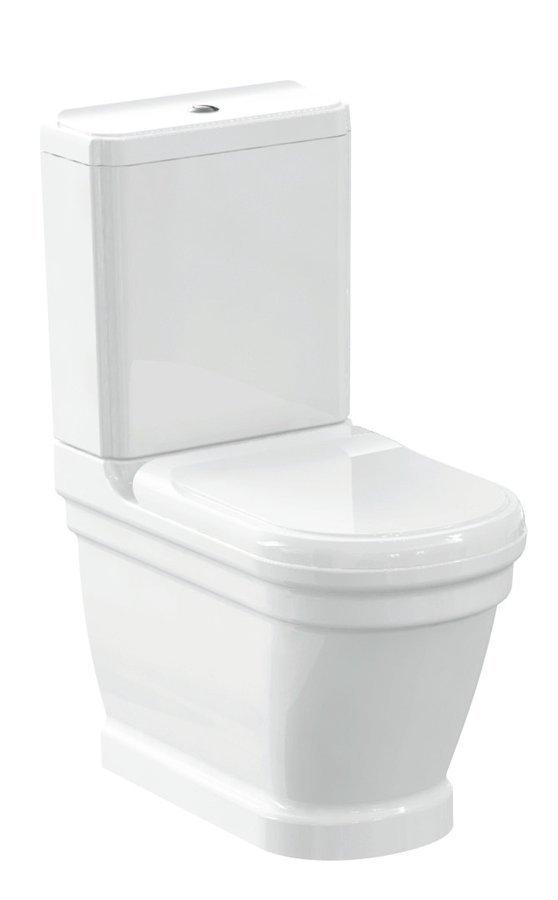 Kombi WC Antik,zadní odpad WCset08-Antik