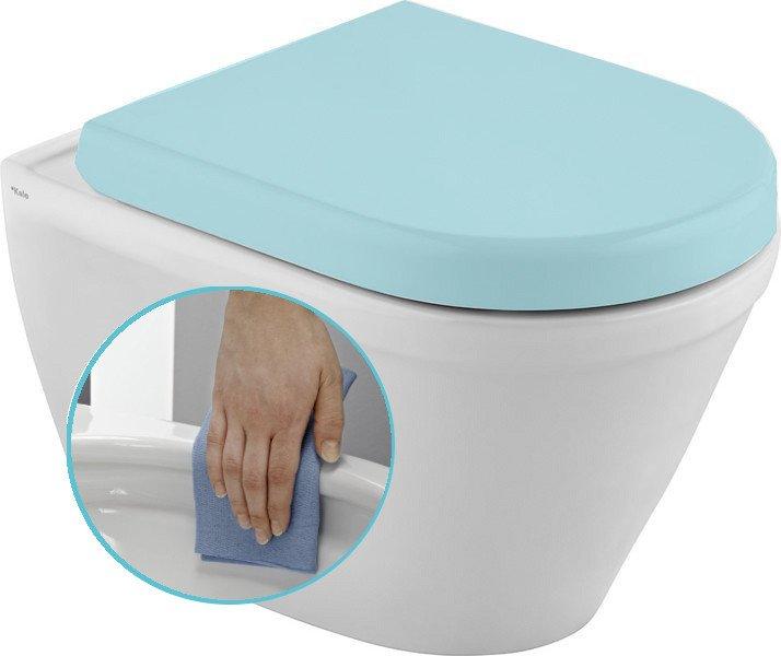 CLAUDIA WC závěsné 35,5x52cm, RIMLESS 71125364