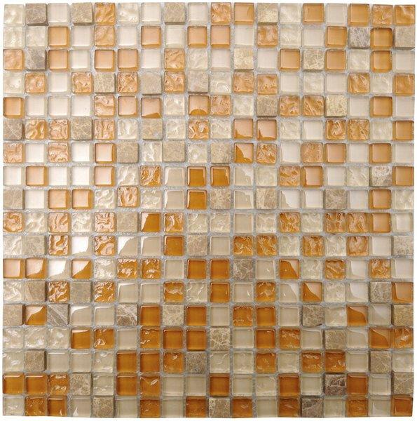 CORNY MOSAIC (ZSC066) plato 30x30, 1,5x1,5 cm (bal. 11ks) CMB066