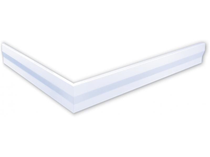 SARA panel čelní 120x80 cm, výška 10 cm, levý GP12080L