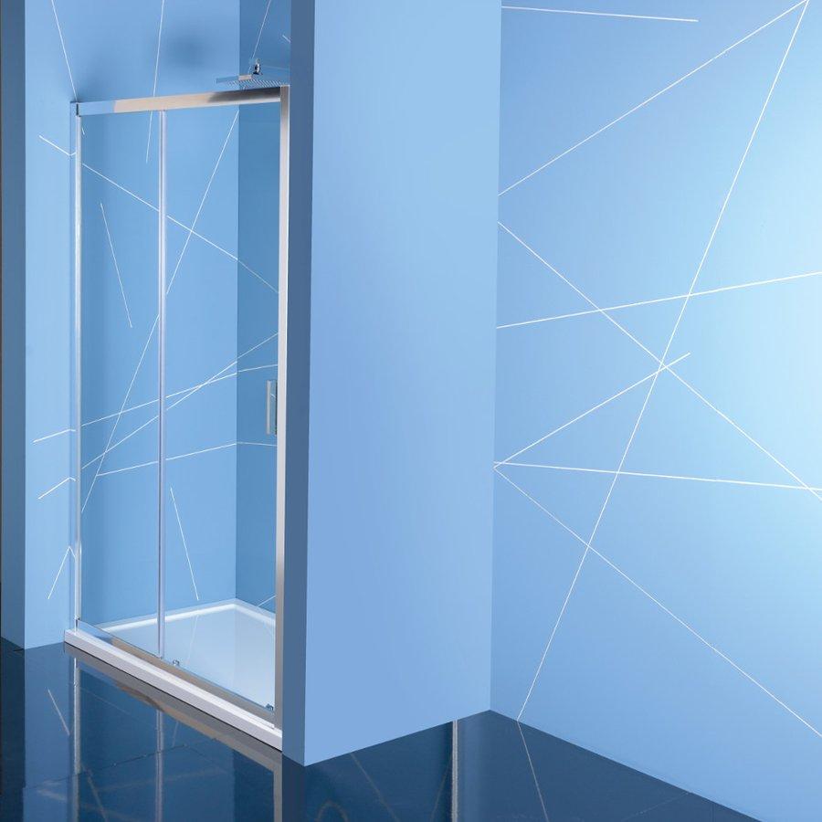 EASY LINE sprchové dveře 1400mm, čiré sklo EL1415
