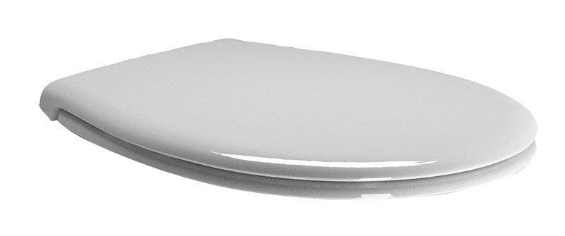 CLASSIC WC sedátko soft close, bílá/bronz MSB87CN11