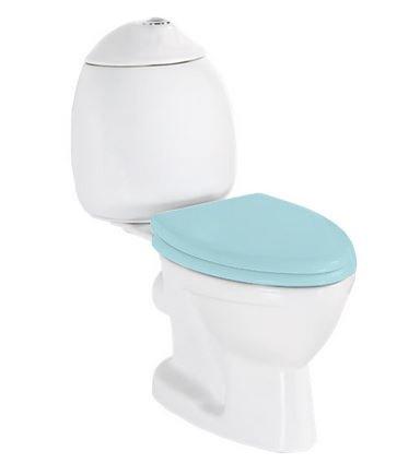 KID dětské WC kombi vč. nádržky, zadní odpad, bílá CK311.400