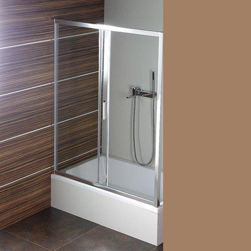DEEP sprchové dveře posuvné 1000x1500mm, čiré sklo MD1015