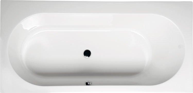 ASTRA B obdélníková vana s podstavcem 165x75x48cm, bílá 32611