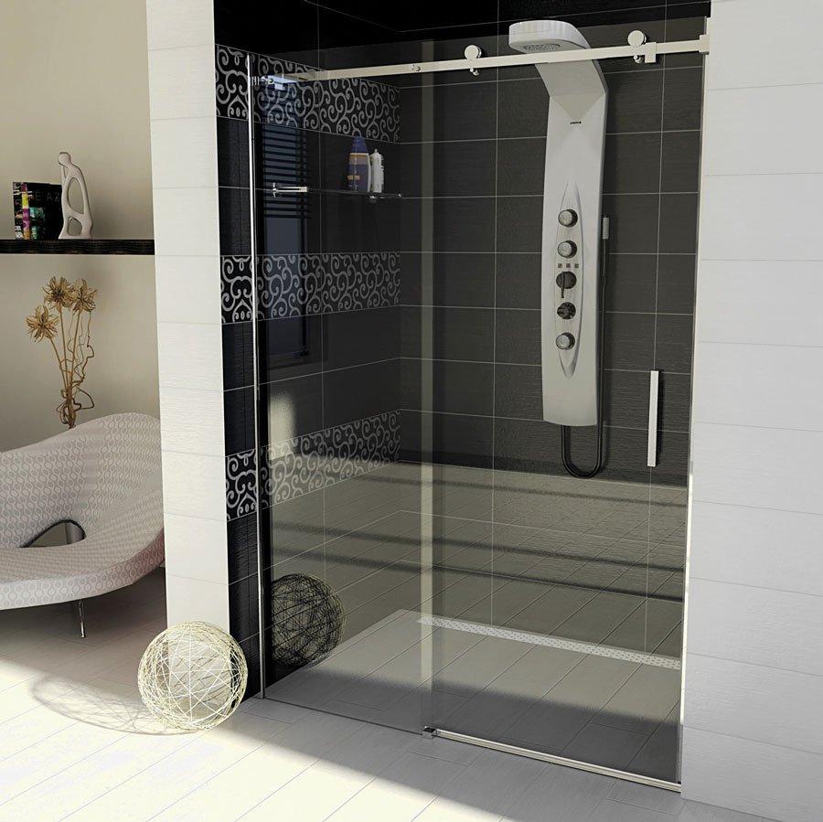DRAGON sprchové dveře 1300mm, čiré sklo GD4613