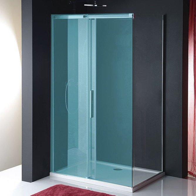 ALTIS LINE boční stěna 800mm, čiré sklo AL5915