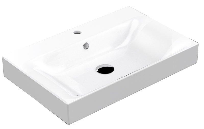 CENTO keramické umyvadlo 60x45cm 353101
