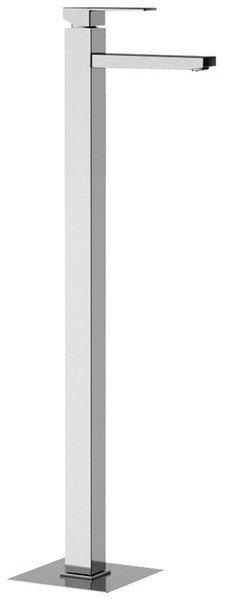LATUS umyvadlová baterie na připojení do prostoru, chrom 1102-16