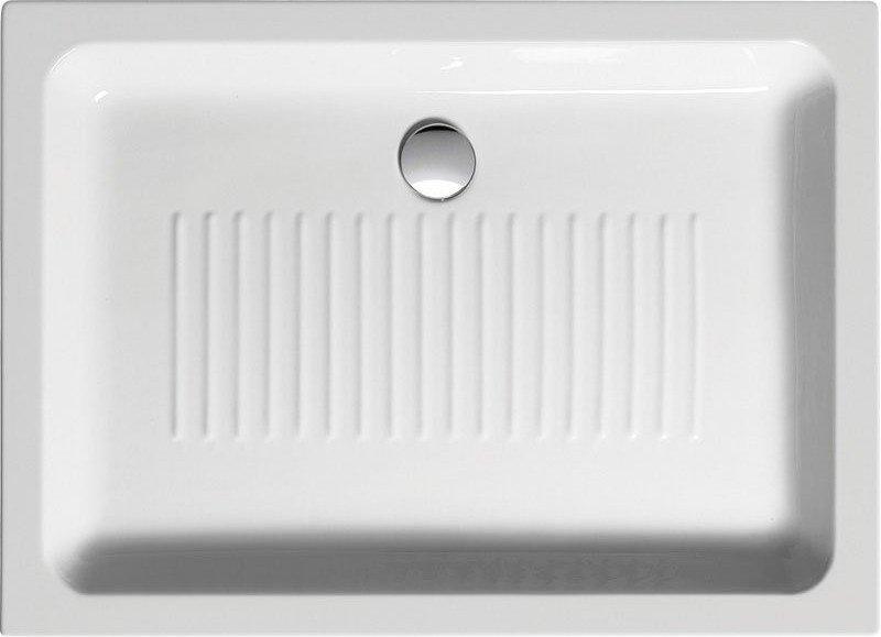 Keramická sprchová vanička, obdélník 100x72x11cm 299111