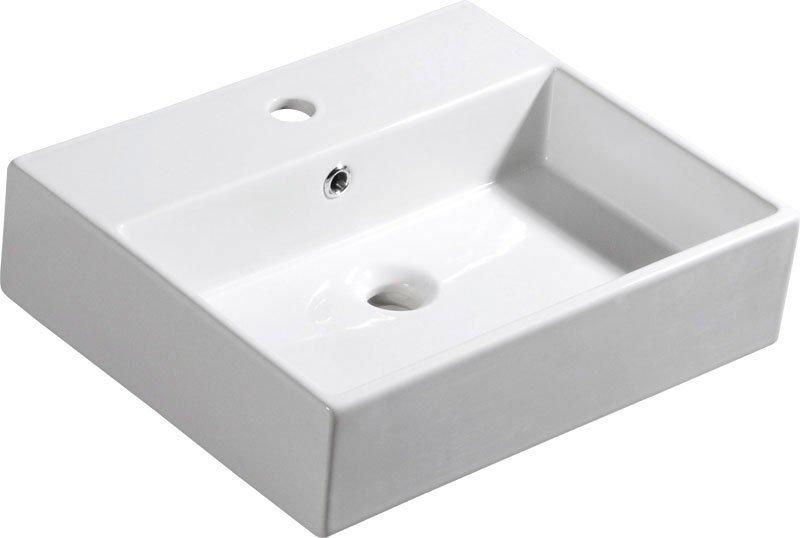 PURITY keramické umyvadlo 50x42cm (2506) 10PL50050