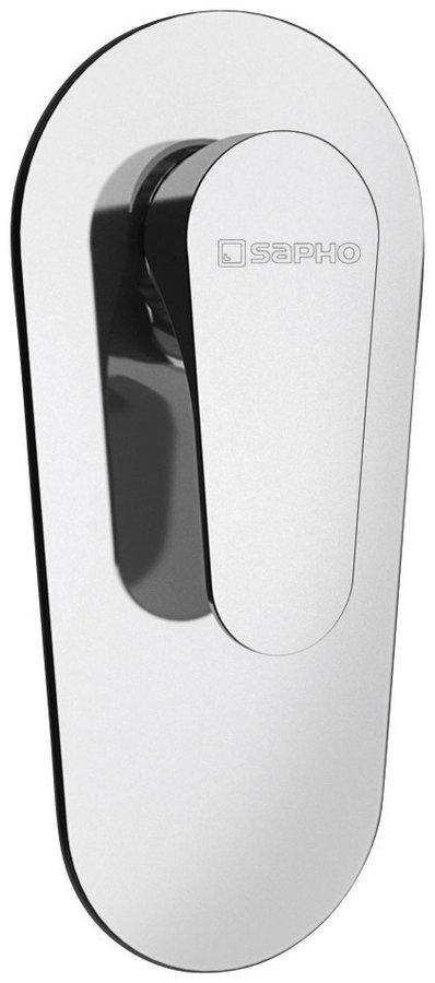 CORNELI podomítková sprchová baterie, 1 výstup, chrom CE41