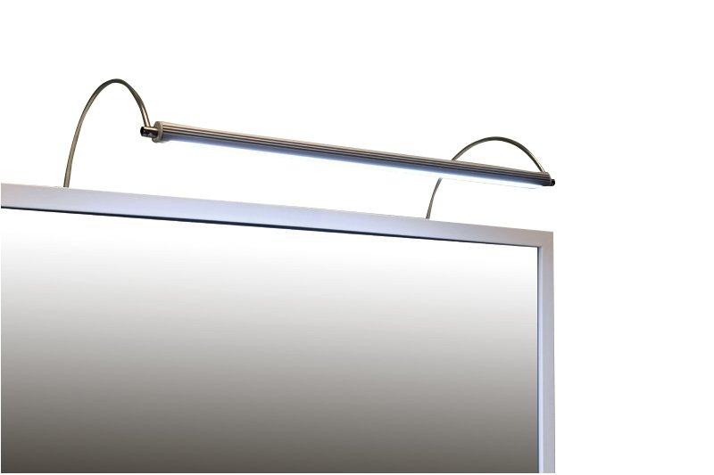 FROMT TOUCH LED nástěnné svítidlo 47cm 7W, dotykový sensor, hliník ED547