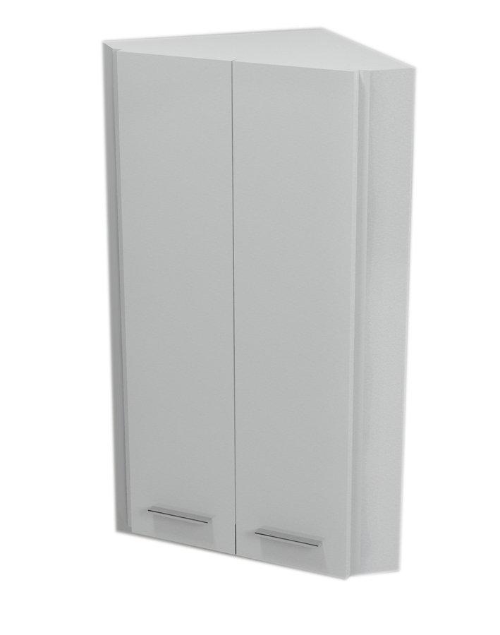 ZOJA/KERAMIA FRESH skříňka rohová 35x76x35cm, bílá 50331
