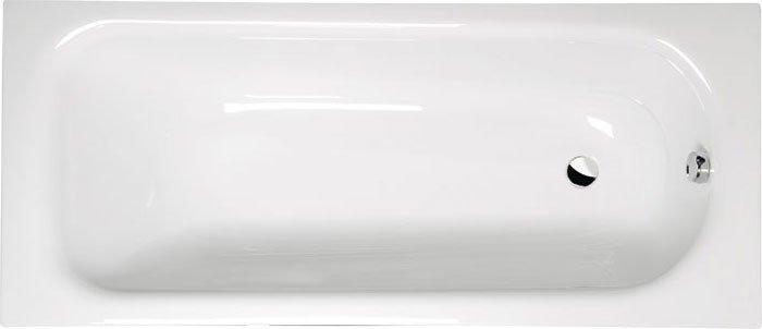 LAURA 160 obdélníková vana s podstavcem 160x70x39cm, bílá 24611