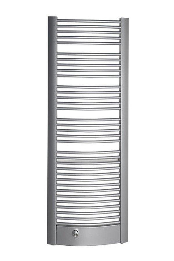 FOCUS FXB otopné těleso 595x1742mm, 1031W, stříbrná strukturální FXB-617S